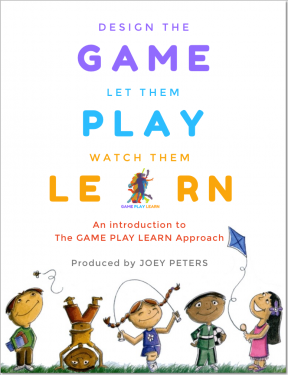 GAME PLAY LEARN Introduction e-booklet