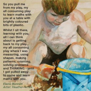 play and education