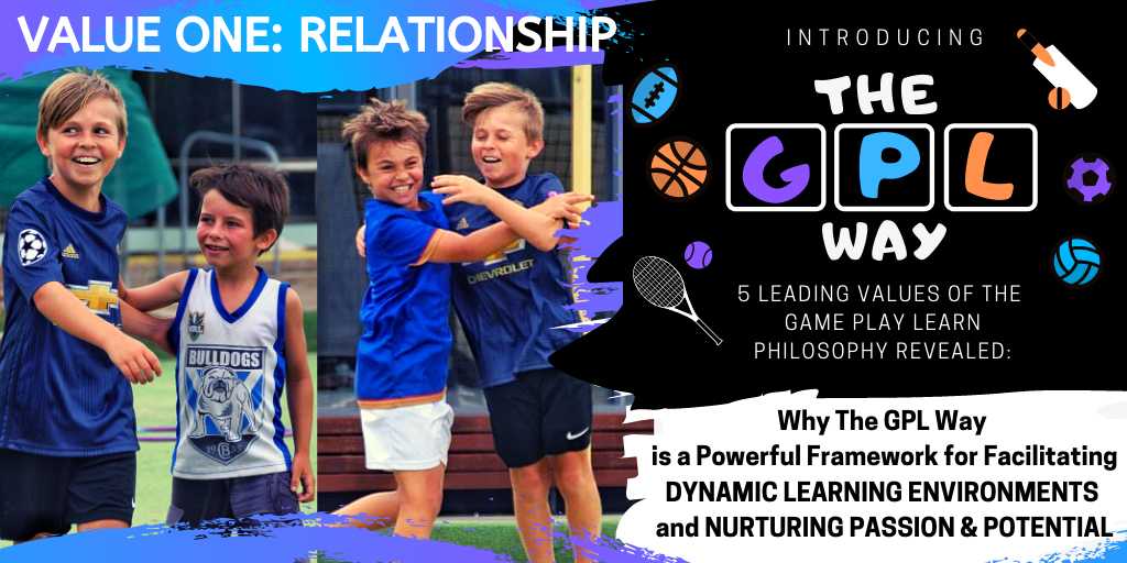 GPL Online Course: Value One Relationship